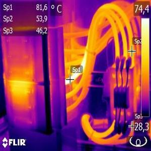 Thermografische Diagnostik